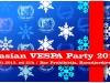 VESPA plakat nova godina mail